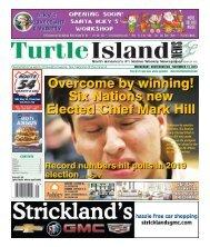 Turtle Island News - 11/13/2019