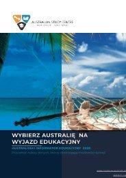 Australijski Informator Edukacyjny 2020