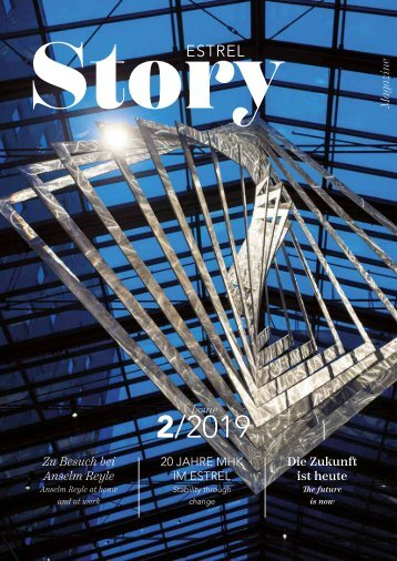 """Estrel Story"" Ausgabe 2/2019"