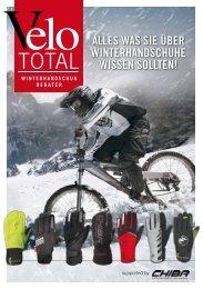 Der VeloTOTAL - Winterhandschuh-Berater für den Radfahrer 2019/2020
