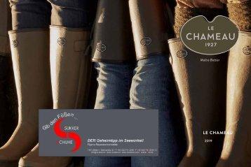 LeChameau Katalog 2019