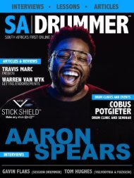 Issue 7 - Aaron Spears - January 2019