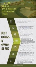 Top 10 Things to do on Kiawah Island