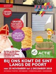 Sinterklaaskrant 2019
