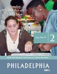 Philadelphia Program, Vol. 2 - National Science Teachers Association