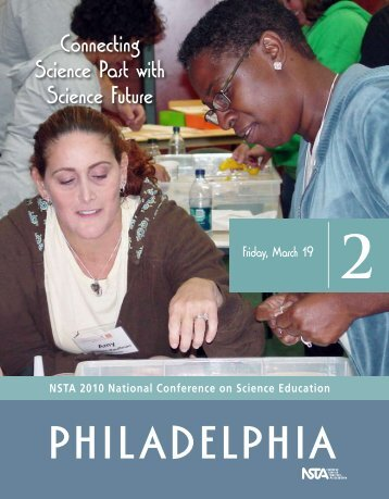 Philadelphia Program, Vol. 2 - National Science Teachers Association