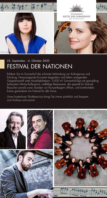 Festival der Nationen 2020