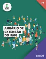 Anuário de Extensão do IFMG 2019