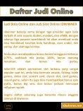 Judi Online - Page 5