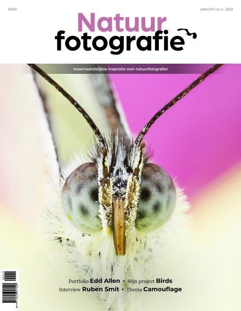 Natuurfotografie Magazine inkijkexemplaar