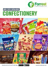 Forrest-Confectionery 2020