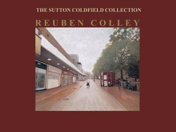 Reuben Colley Sutton Coldfield Catalogue