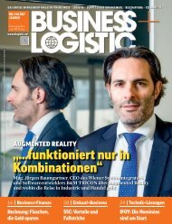 BUSINESS+LOGISTIC 1/2017