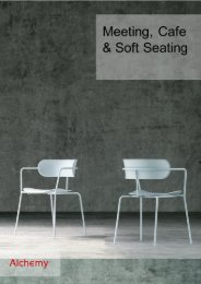 Alchemy Meeting, Lounge & Soft Seating Overview Brochure