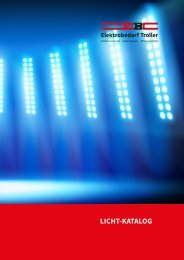 Lichtkatalog