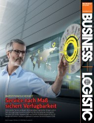 BUSINESS+LOGISTIC 9/2017