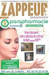 Le P'tit Zappeur - Carcassonne #430