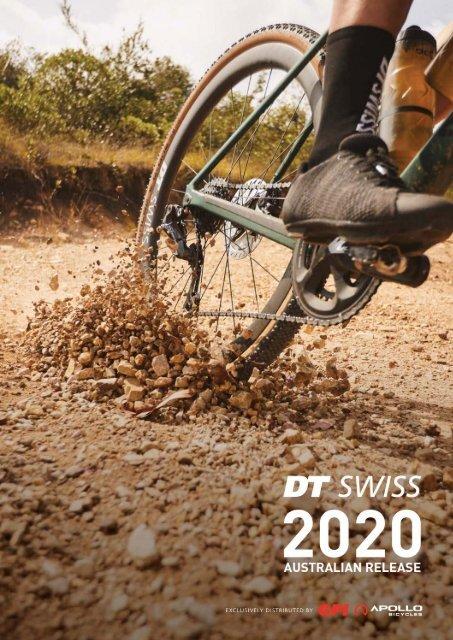 Catalogo DT Swiss 2020