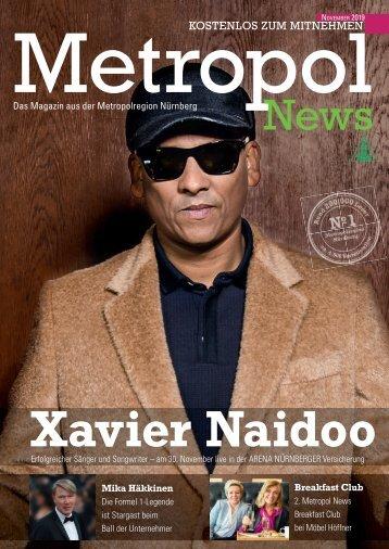 Metropol News November 2019