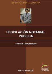 INDICE GENERAL LIBRO DERECHO NOTARIAL (2) - copia