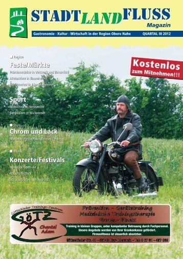 Schlagerstars in Wickenrodt - Stadt, Land, Fluss – Das Magazin