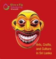 Arts and Crafts in Sri Lanka 2019 1