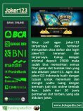 Daftar Joker123 - Page 6