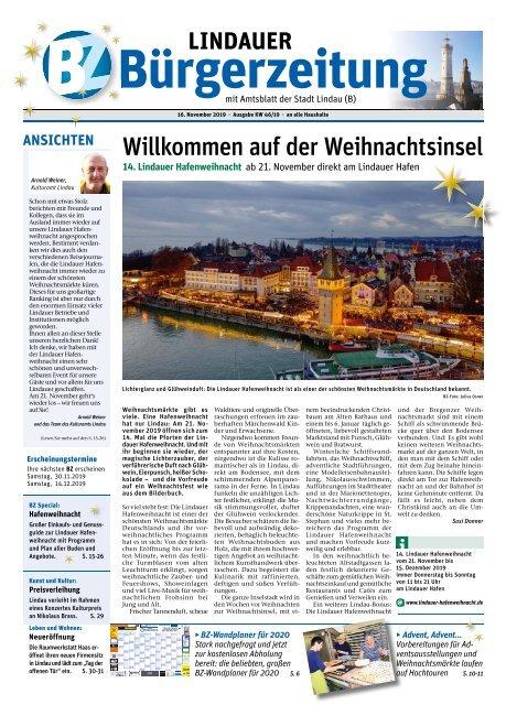 16.11.19 Lindauer Bürgerzeitung
