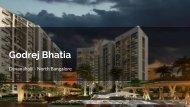 Godrej Bhatia Devanahalli North Bangalore Apartmemnts