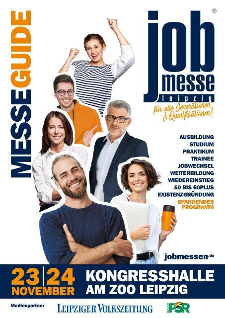 Der MesseGuide zur 2. jobmesse leipzig