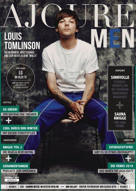 AJOURE´ Men Magazin Dezember 2019