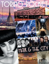 TORINO POCKET / Hair & the City