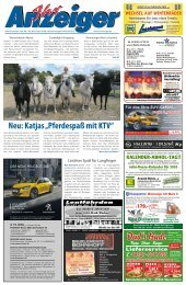 Ihr Anzeiger Bad Bramstedt 46 2019