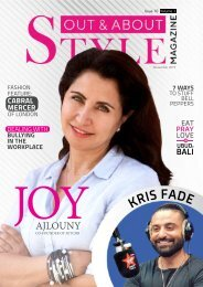 Out and About STYLE Magazine Issue 10