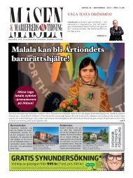 Mariefreds Tidning/Måsen vecka 46