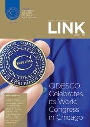 CIDESCO International LINK magazine issue 90