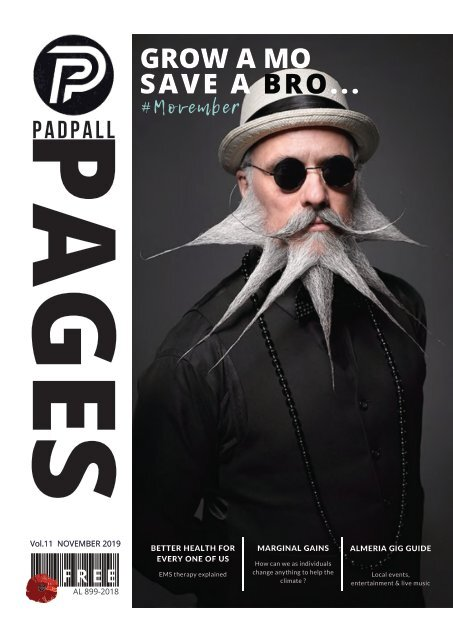 PadPall Pages November 2019