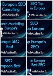 Top European Marketing #WebAuditor.Eu for European Branding Best Advertising Top European #AdvertisingTopEuropean