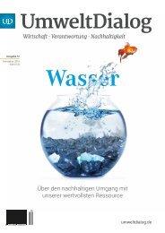 Unternehmensrisiko Wasser
