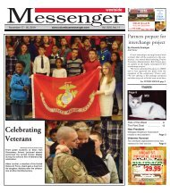 Westside Messenger - November 17th, 2019