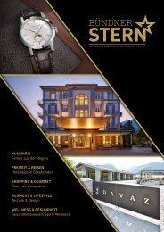 Bündner Stern Ausgabe 9 online - Hochglanzmagazin