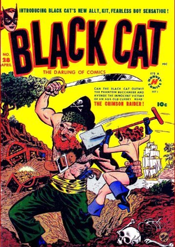 Black Cat-Comics-N28-1951