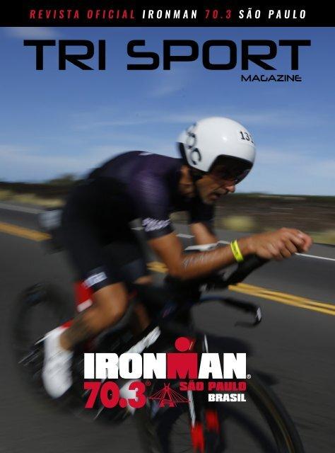 Ironman 70.3 São Paulo Magazine