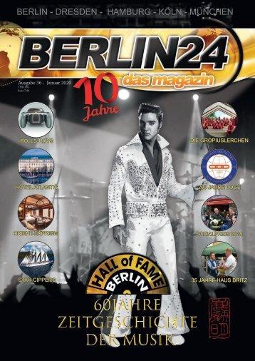 Berlin 24 Ausgabe 36