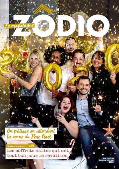 Zodio 15 novembre 2019 , 6 janvier 2020