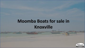 Moomba Boats for sale in Knoxville