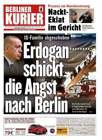 Berliner Kurier 16.11.2019