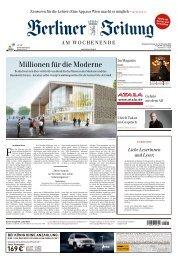 Berliner Zeitung 16.11.2019