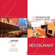 Roadhouse Lounge - Raststätte Vils Tirol