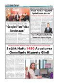 EUROPA JOURNAL - HABER AVRUPA NOVEMBER 2019 - Page 6